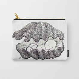 Sleeping baby Carry-All Pouch