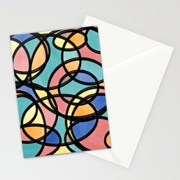 orbits Stationery Cards