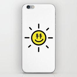 Dollar Sunshine iPhone Skin