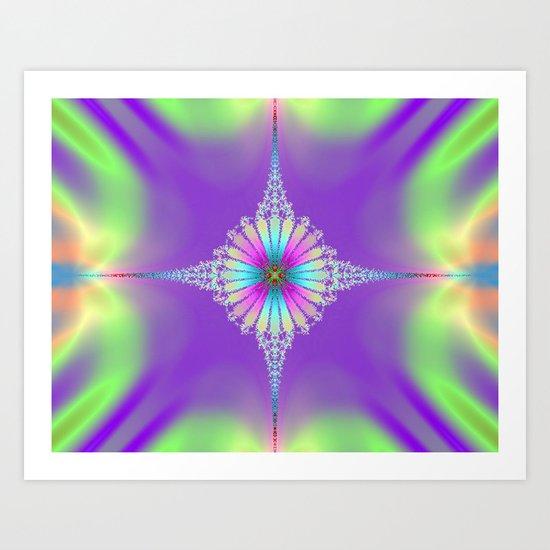The Jewel in the Crown Art Print
