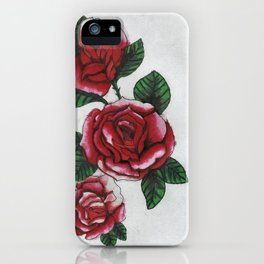 New roses iPhone Case