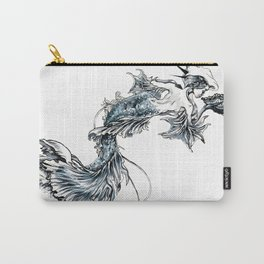 Mermaid Riot Carry-All Pouch