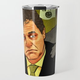 Nick Clegg (And Sloth-Cameron) Travel Mug