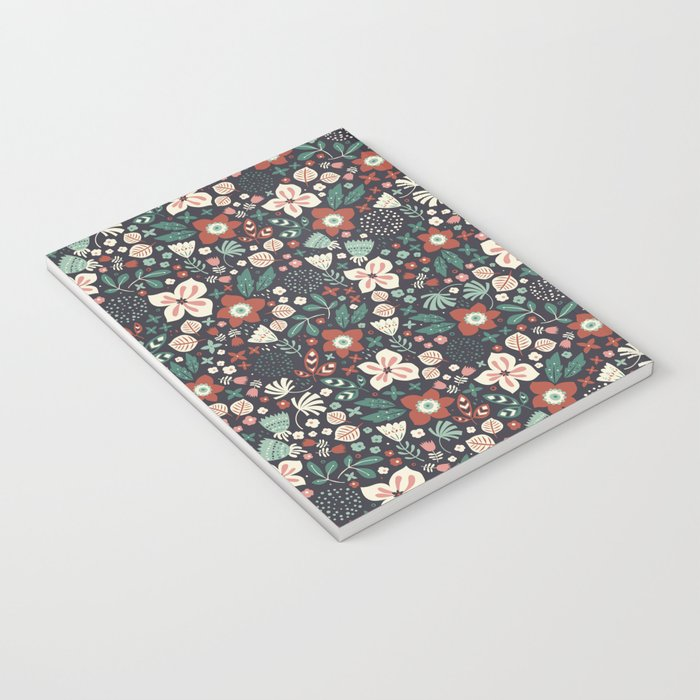 Magical Garden Notebook