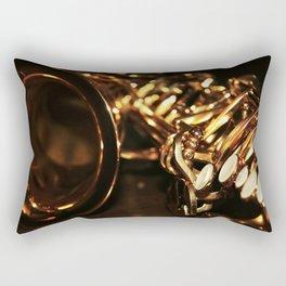 Summer Jazz Rectangular Pillow