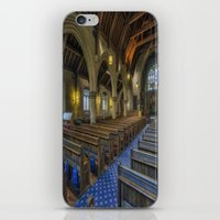 christ iPhone & iPod Skins featuring Christ Church by Ian Mitchell