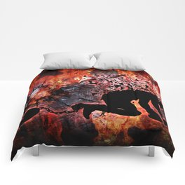Defeated Comforters