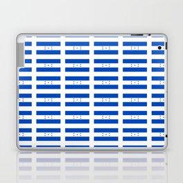 Flag of Honduras 2 -honduran,catracho,tegucigalpa,punta. Laptop & iPad Skin
