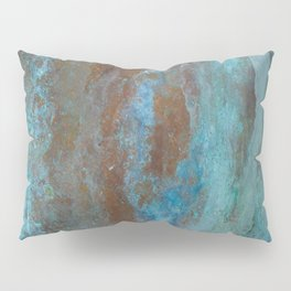 Patina Bronze rustic decor Pillow Sham