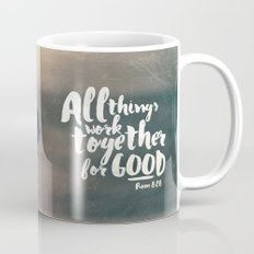 All Things Work Together For Good (Romans 8:28) Mug