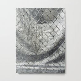 Relax and Breathe I Metal Print