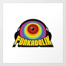 Funkadelik Art Print