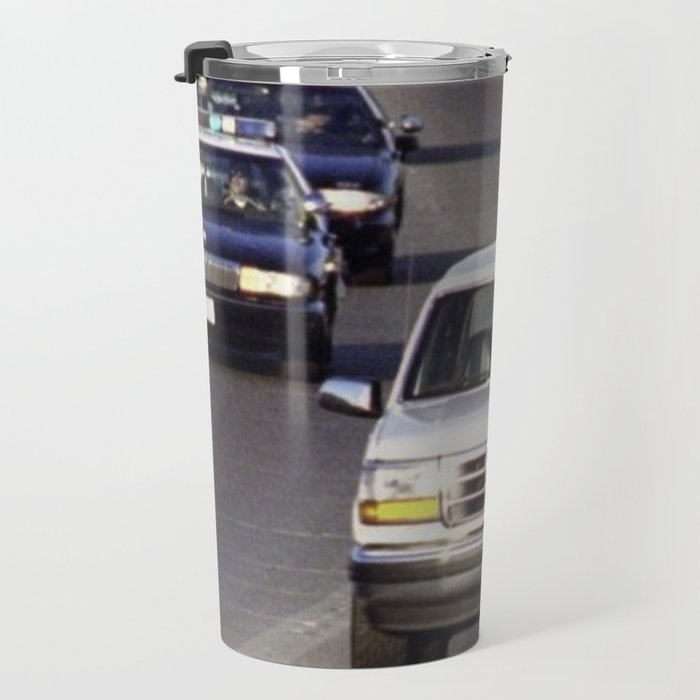 Oj Car Simpson Travel Chase Mug WED2I9HY