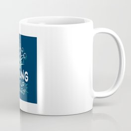 Bowling Right Up My Alley - Funny Bowling Pun Gift Coffee Mug