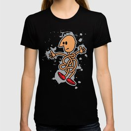 Curled Man T-shirt
