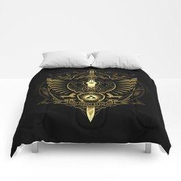 Zelda Sword Comforters