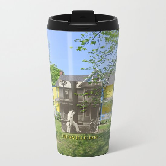 Iberville 1930 Metal Travel Mug