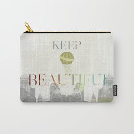 Keep Austin Beautiful Carry-All Pouch