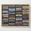 Old 80's & 90's Hip Hop Tapes by gingerblah