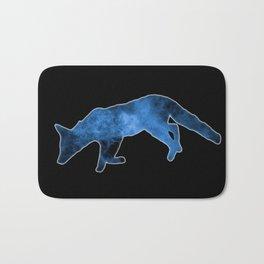 Cosmic Fox Bath Mat