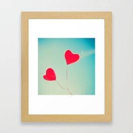 (Don't) Skip a Beat Framed Art Print