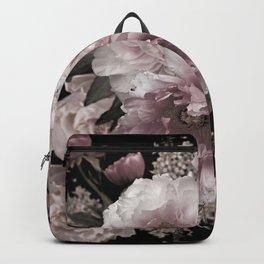 Gothic Peony Backpack