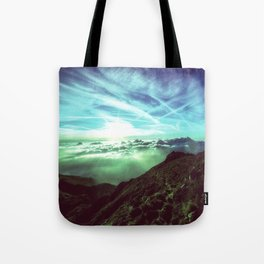 In the mountain Tote Bag