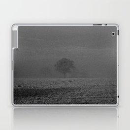 Foggy tree Laptop & iPad Skin