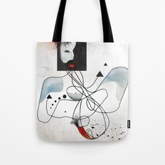 Advanced Indigo   Tote Bag