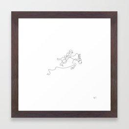 SH 2017 Framed Art Print