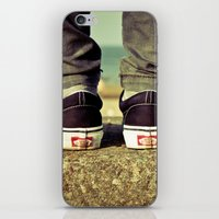 vans iPhone & iPod Skins featuring vans II. by Zsolt Kudar