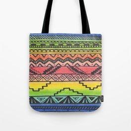 Tribal #3 Tote Bag