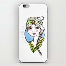 Spirited iPhone Skin