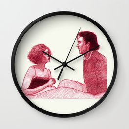 WILL & GRACE Wall Clock