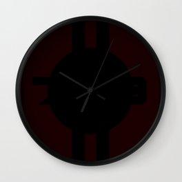 718 Racing Design Wall Clock