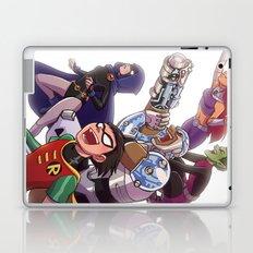 Teen Titans Laptop & iPad Skin