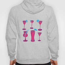Pink Cocktails Hoody