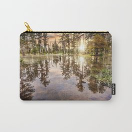 Swamp Shallows Carry-All Pouch