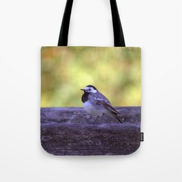 White Wagtail 4123 Tote Bag