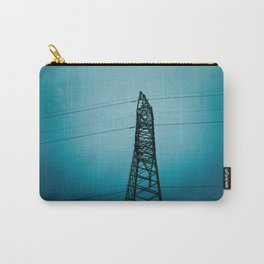 Power Lines in Ninh Binh Carry-All Pouch