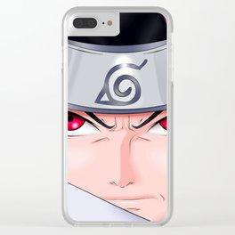 Kawaii Naruto Shippuden V29 Clear iPhone Case