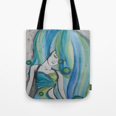 Elemental Couture: Oceanna Tote Bag