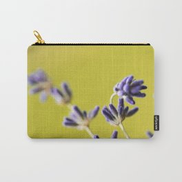 Still Life with Lavender #2 Carry-All Pouch