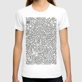 Find the Aquarium T-shirt