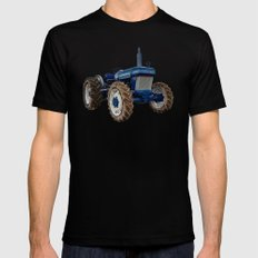 Ford 2810  Mens Fitted Tee Black MEDIUM
