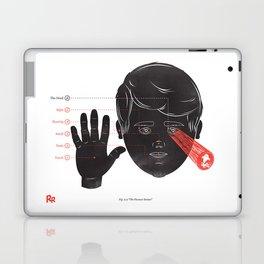 The Human Senses Laptop & iPad Skin