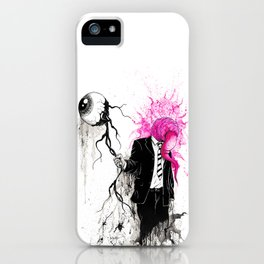 """""""Hindsight"""" iPhone Case"""