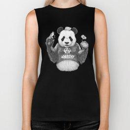 Punk Panda Biker Tank
