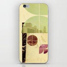 205 (Forensic Love Story) iPhone & iPod Skin