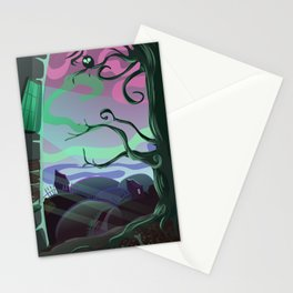 Spooky place Stationery Cards